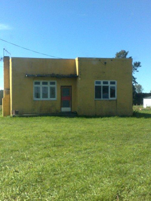 mustard house