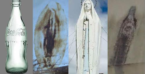 Mary, everpresent